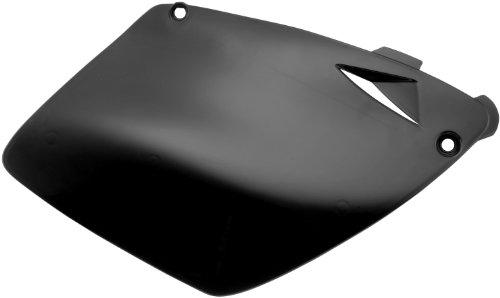 ACERBIS SIDE PANELS BLACK KAWASAKI KX250F SUZUKI RMZ250 ()
