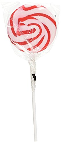 Fun Express - Red Swirl Pops 24