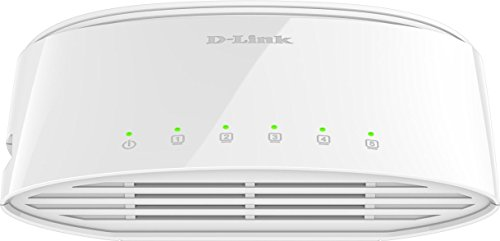 D-Link DGS-1005D Gigabit Switch (5 Port Desktop)