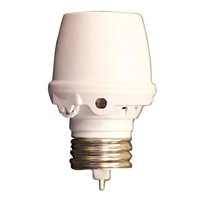 Westek SLC9BC 100-watt Smart Programmable Light Control, White