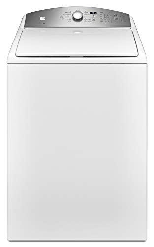 - Kenmore 2626132  4.8 cu.ft. Top Load Washer with Triple Action Impeller in White, includes delivery and hookup (Available in select cities only)
