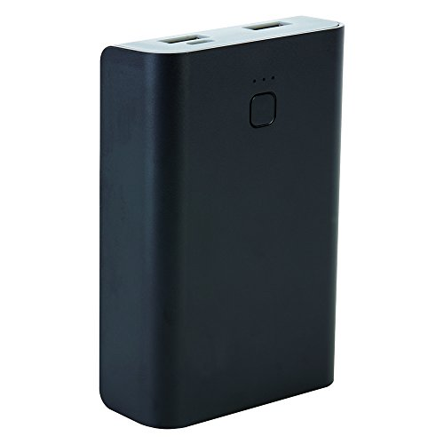 staples-rechargeable-power-bank-6600-mah-black