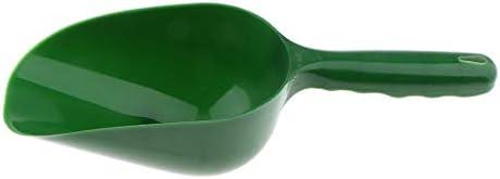 ガーデンツール スコップ 土壌 種子 動物飼料用 シャベル プラスチック 園芸スクープ