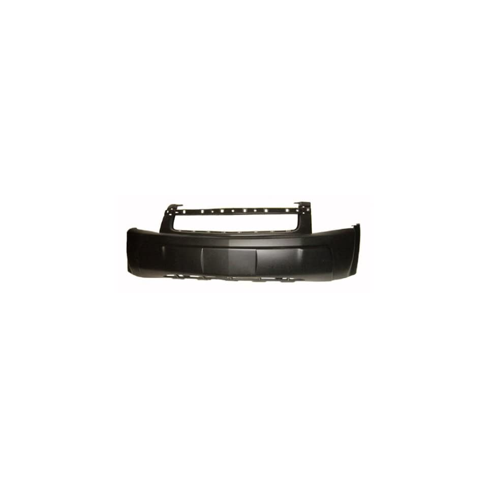 OE Replacement Chevrolet Equinox Front Bumper Cover (Partslink Number GM1000725)