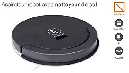 Extel 330003 ROBOT ASPIRADOR FLOOR 200