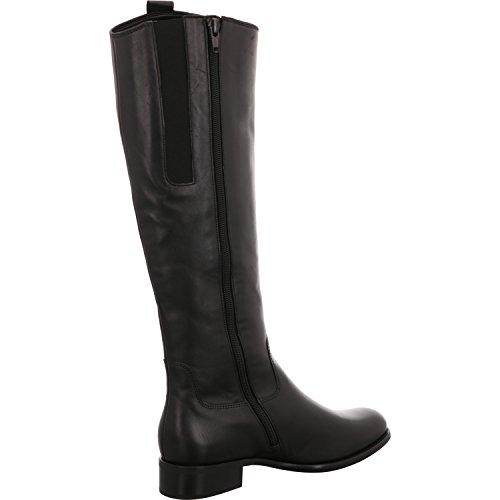 91 Brook 27 Leg Boot Slim Long S Schwarz Gabor 648 zIwYq
