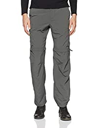 Men's Silver Ridge Convertible Pant, Breathable, UPF 50 Sun Protection