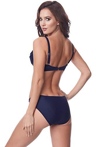 Scuro Merry Completo P62175M Bikini Style Blu Donna nBUBgYrqwH