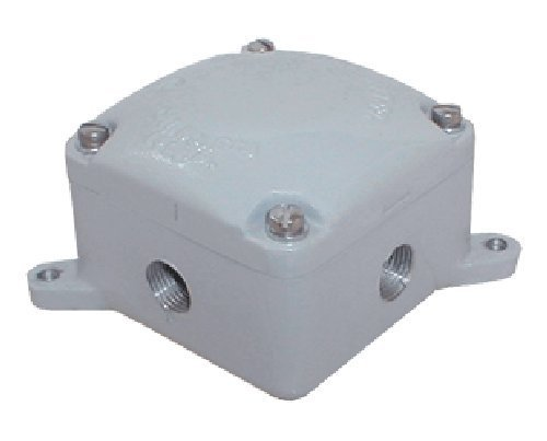RAB Lighting EXB Explosion Proof Junction Box 4 Hubs 1/2 Blank Cover, Model: EXB, Tools & Outdoor Store by RAB Lighting