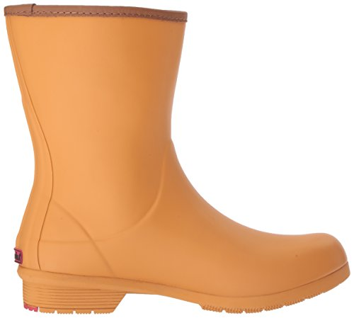 Printed Saffron Women's Boot Memory Chooka Foam Mid Rain R5q8Pcvx
