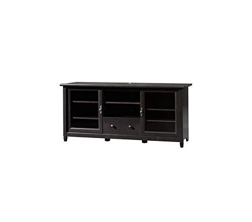 Tv Maple Corner Stand (Sаudеr Edge Water Entertainment Credenza, Estate Black Finish)