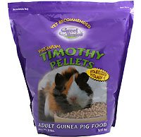Sweet Meadow Farm Timothy Pellets Pig Food
