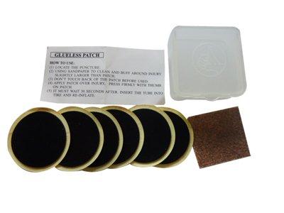 Origin8 Binder 6-Piece Glueless Patch Kit