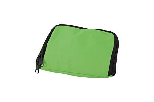 - Wedge Chess Clock Bag - Neon Green - by US Chess Federation