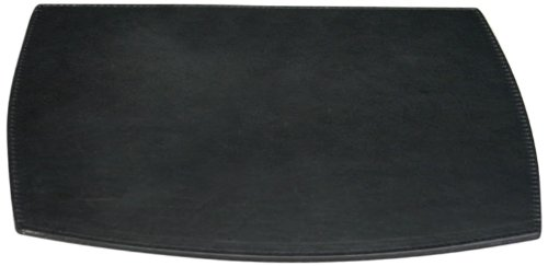 Dacasso Leather Mouse Pad, Black
