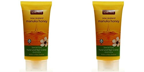 Wild Ferns Manuka Honey Hand Cream - 4