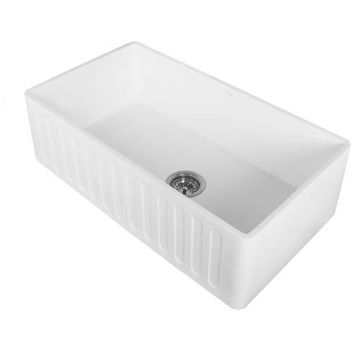Vigo-VGRA3318CS-33-Single-Basin-Acrylic-Kitchen-Sink