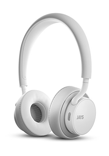 u-JAYS Wireless Bluetooth Premium Headphones, Desi...