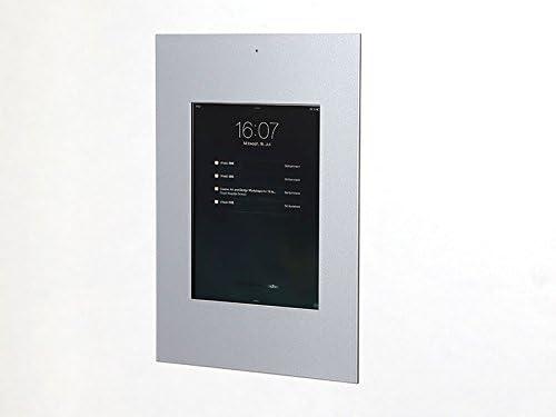 TabLines - Marco de Pared para iPad Mini (empotrable, a Prueba de robos, Acero Fino), Color Plateado: Amazon.es: Informática
