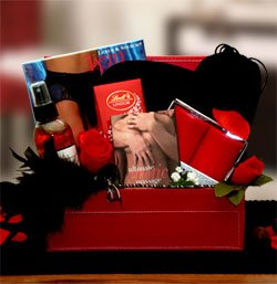 Amazon Com Adult Fun And Games Sexy Valentines Day Gift Basket