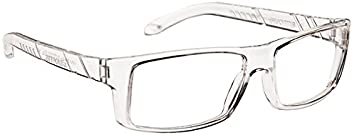 245f6197e9e armouRx 5000 Crystal prescription ready Safety frame 59 eye size with side  shields