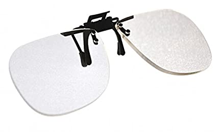 f7515287412 Image Unavailable. Image not available for. Color  Magna-flip Clip on Flip  up   Down Reader Magnifiers ...
