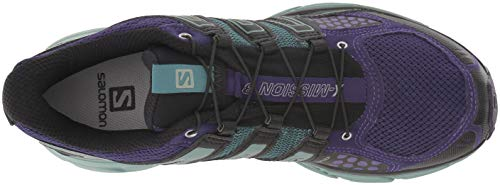 Salomon Donna Purple black mission trellis Running Viola 3 X Parachute trellis Trail W Scarpe Da Purple parachute black 8qHr8TpPw