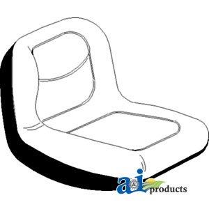 Seat; 15''; YLW VINYL by A&I