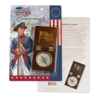 AMERICAN TRADITION COLLECTION REVOLUTIONARY WAR WOOD - War Wood