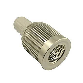 Foco de luz blanca cálida GU5, 3 - 7 W