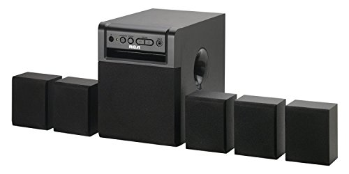 RCA RT151 80W Home Theater System