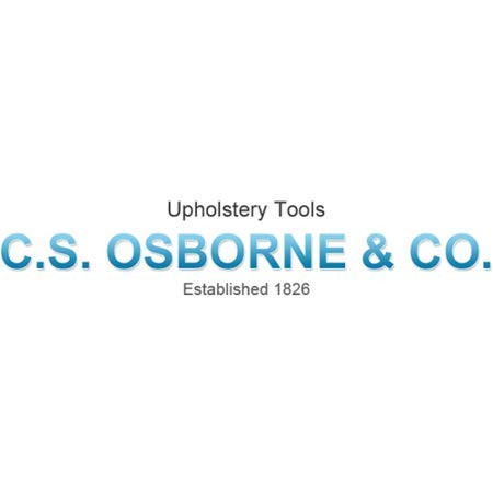 C.S. Osborne and Co. No. 153-00 - Spring Punch (Forged Steel) - Size 00'' (MPN #52112)
