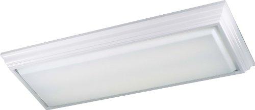 Minka Lavery 1002-44-PL, 4-Light Kitchen Flourescent, White