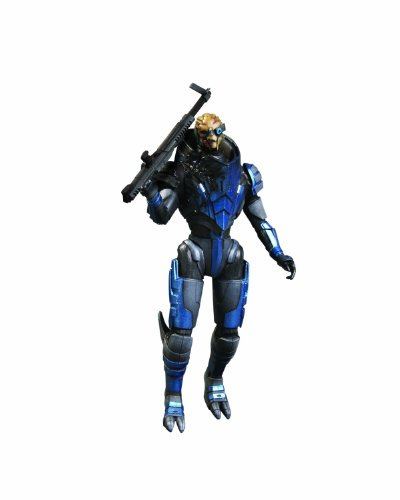 Big Fish Toys Mass Effect 3: Series 2: Garrus Action Figure