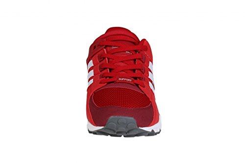 RF collegiate Support de footwear Burgundy EQT Red White Power Fitness adidas Chaussures Homme EFfOFq