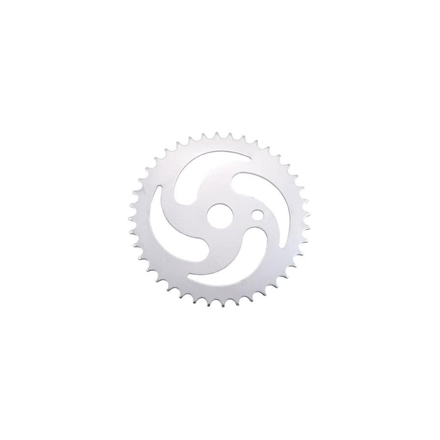 Wald Chrome Plated BMX/Single Speed Bicycle Chainring