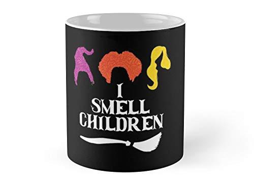Army Mug I smell children Hocus Pocus Shirt - 11oz Mug - Features wraparound prints - Dishwasher safe - Made from Ceramic - Best gift for family friends