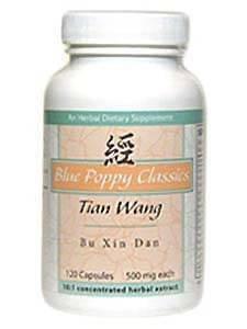 Blue Poppy- Tian Wang Bu Xin Dan 120 caps