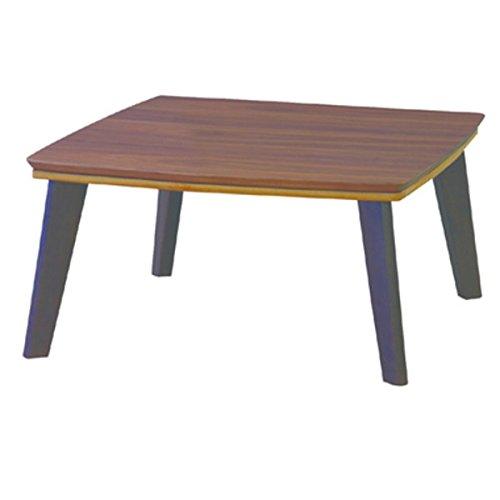 リビングこたつテーブル (PINON)ピノン 正方形(75cm×75cm) 本体 木製 Pinon75N B01IKKKZ7Y
