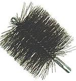 Gordon Brush 84012 8 In. Duct And Flue Brush - Single Spiral44; Double-Stem44; Case Of 6