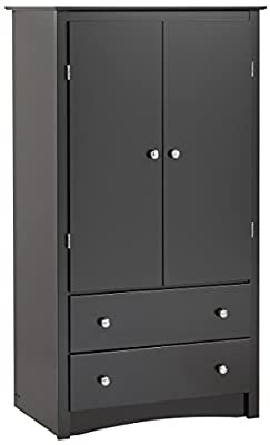 Sonoma 2 Drawer Armoire