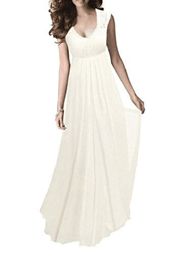SYLVIEY Vintage Sleeveless Bridesmaid Evening product image