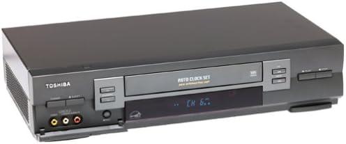 B00004RG7J Toshiba W603 4-Head Hi-Fi VCR 31QV65EVPHL.