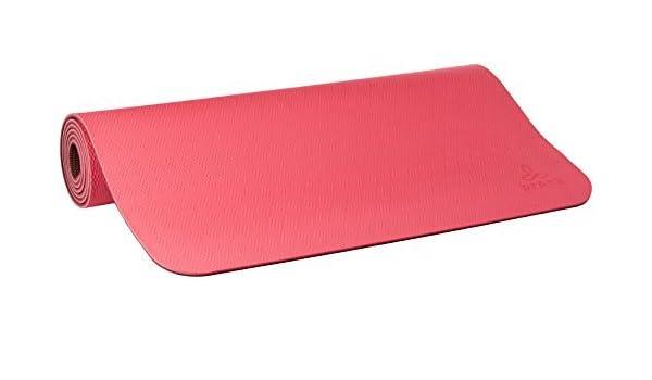 prAna E.C.O. yoga mat, Azalea by Prana: Amazon.es: Deportes ...