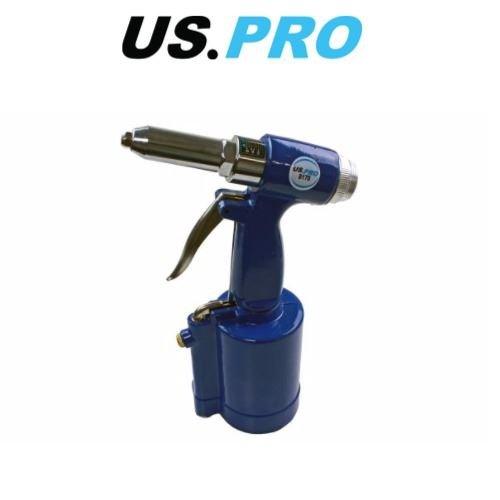US Pro Professional Air hydraulique à rivets pop Riveteuse Power Tool 8170