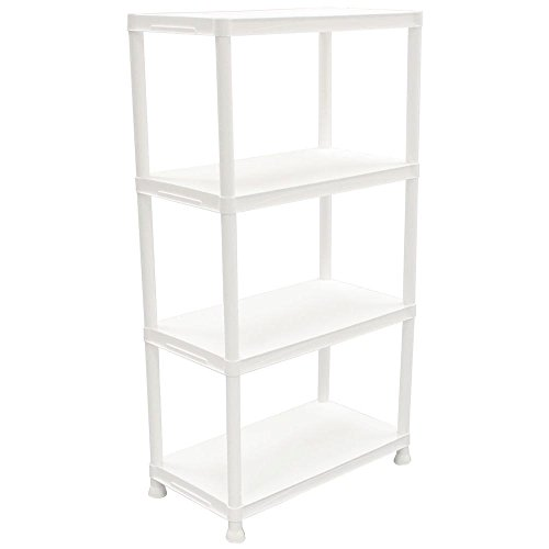 Compare Price To 36 X 24 X 72 5 Tier Resin Shelf