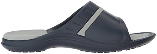 Modi Navy Crocs Sport Grey Slide Light Unisex Iw5q0