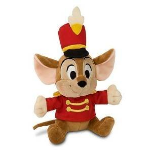 - Disney Exclusive 7 1/2 Inch Plush Doll Timothy Q. Mouse