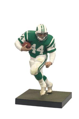 John Riggins Nfl (McFarlane Toys NFL Sports Picks Legends Series 6 Action Figure John Riggins (New York Jets) Green Jersey Bronze Collector Chase)