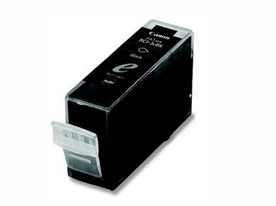 BCI-3EBK - INK TANK - BLACK - 420 PAGES , 5% COVERAGE - FOR ()